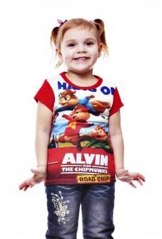 """Футболка """"Alvin 4"""" 149D1"""