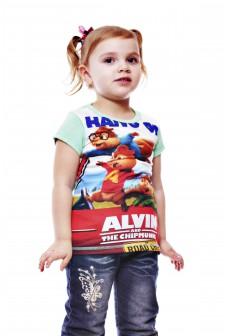 """Футболка """"Alvin 4"""" 149D1-1"""