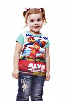 """Футболка """"Alvin 4"""" 149D1-2"""